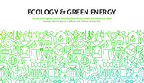Ecology Green Energy Concept