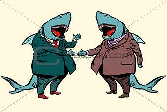 business shark deal negotiations