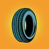 car tire one