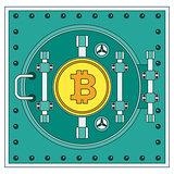 bitcoin bank vault