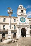 The Palazzo del Podesta in Padova, Italy.