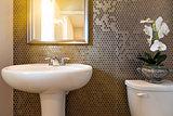 Beautiful Custom Bathroom Design Abstract