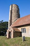 All Saints Church, Ramsholt, Suffolk, England