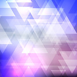 Abstract geometric design background