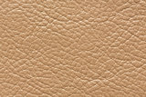 Amazing light leather texture with relief surface.