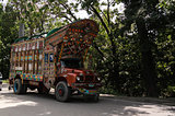 Decorated truck- 07.05.2015 Karakoram highway, Pakistan