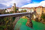 Historic italian landmarks in Cividale del Friuli, Devil's Bridg