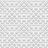 Wavy gray scales background