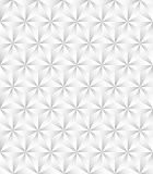 Abstract geometric background light triangles star gradient
