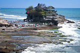 tanah lot sea temple bali indonesia