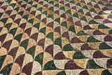 Mosaic floor Terme di Caracalla