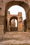 Ruins of the Baths of Caracalla - Terme di Caracalla
