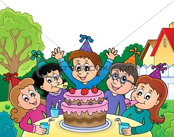 Kids party topic image 4