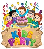 Kids party topic image 5
