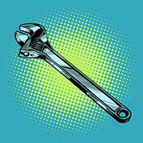 Adjustable wrench tool