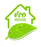 Logo Eco house