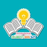 International Children's book day poster