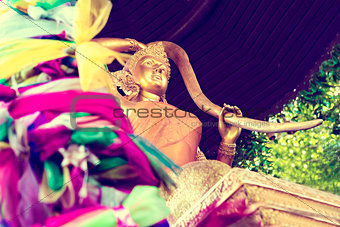 Exotic travels and adventures .Thailand trip.Buddha and landmarks