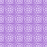 Seamless geometric pattern, purple circle abstract background, universal wallpaper