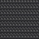 Black abstract tile background. 3D