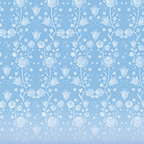 blue vintage Wallpaper