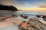 Beautiful beaches Jervis /bay