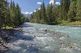 The Kucherla river, Altai Mountains, Russia.