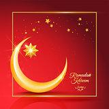 vector illustration of Ramadan