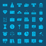 Banking Money Solid Web Icons