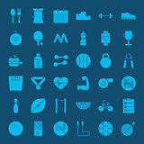 Healthy Lifestyle Solid Web Icons