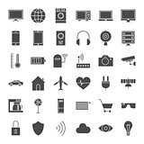 Iot Solid Web Icons