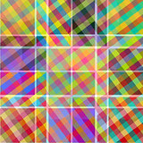 Multicoloured patterned texture