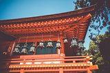 Kasuga-Taisha Shrine temple, Nara, Japan