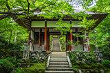 Jojakko-ji temple, Kyoto, Japan