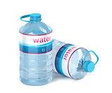 Two big water bottles