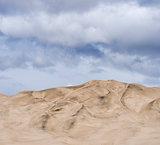 Eureka Valley Sand Dunes in Death Valley National Park, Californ