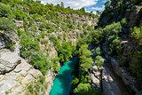 Koprulu Canyon Antalya