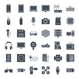 Gadgets Solid Web Icons