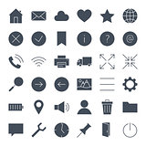 UI Solid Web Icons