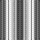 Thin herringbone lines seamless vector pattern.