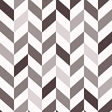 Seamless chevron pattern on paper texture. beautiful vector illustration