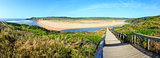 Aljezur river summer view (Portugal).
