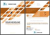 Modern Graphic Design for Propagation Leaflet