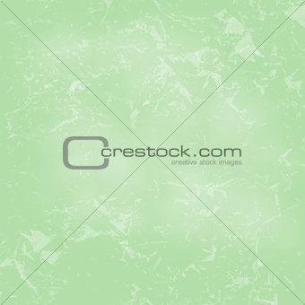 Watercolor white and light green texture, background. Vector Illustration