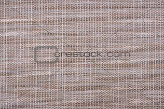 Background of burlap fabric