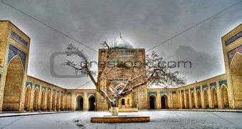 Mosque Kalyan and f Po-i-Kalyan complex,Bukhara, Uzbekistan