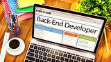 Now Hiring Back-End Developer. 3D.