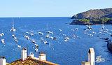 Landscapes of the Costa Brava, Gerona Spain
