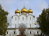 Assumption Cathedral (Uspensky Sobor) in Yaroslavl