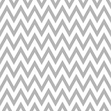 Vector seamless zigzag pattern - trendy design. Geometric striped background